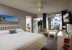 灣景酒店 - 聖塔莫尼卡 - 聖塔莫尼卡 - 臥室