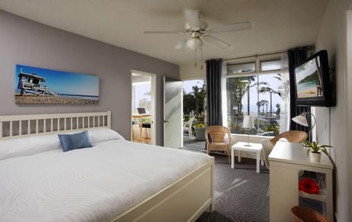 Bayside Hotel - Σάντα Μόνικα - Κρεβατοκάμαρα