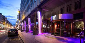 pentahotel Brussels City Centre - Brusel - Bangunan