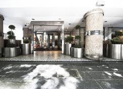 Hotel Cristoforo Colombo - Buenos Aires - Edificio