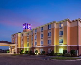 Sleep Inn & Suites University - Ruston - Building