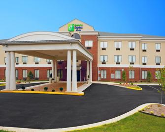 Holiday Inn Express & Suites Thornburg-S. Fredericksburg - Thornburg - Gebäude