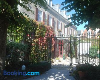 Manoir de Boisvillers - Аржантон-сюр-Крез - Building