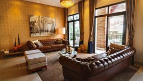 Pousada Luis XV - Campos do Jordão - Sala de estar