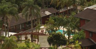 Hotel Quinta da Bica da Agua - Florianópolis - Vista del exterior