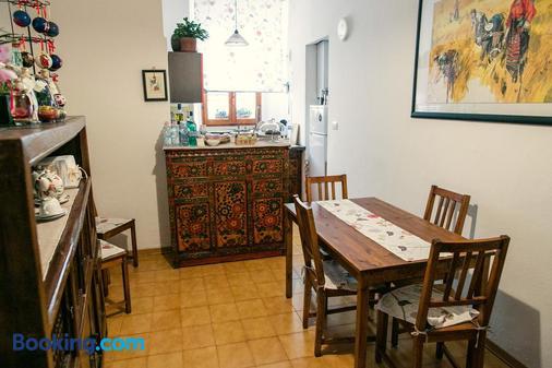 B&B Orchard - Viterbo - Dining room