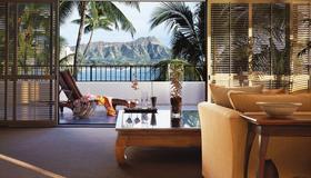 Halekulani - Honolulu - Bedroom
