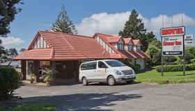 Airport Manor Inn - Auckland - Toà nhà