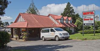 Airport Manor Inn - Auckland - Gebouw