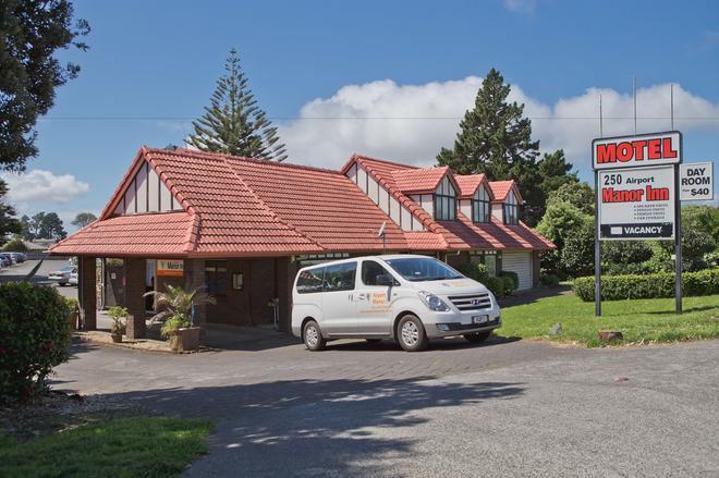 Airport Manor Inn - Auckland - Rakennus