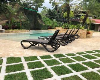 Hotel Diuwak - Dominical - Pool
