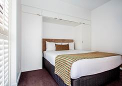 Code Apartments - Brisbane - Κρεβατοκάμαρα
