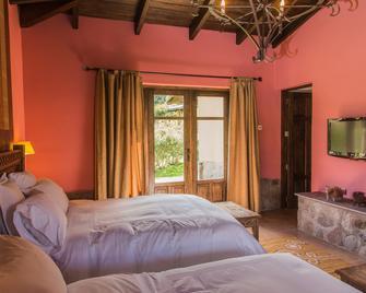 Sol y Luna Relais & Chateaux - Urubamba - Bedroom