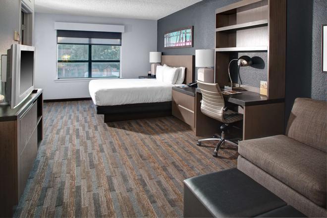 Hyatt House Dallas Uptown - Dallas - Bedroom