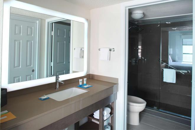 Hyatt House Dallas Uptown - Dallas - Bathroom