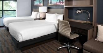 Hyatt House Dallas Uptown - Dallas - Camera da letto