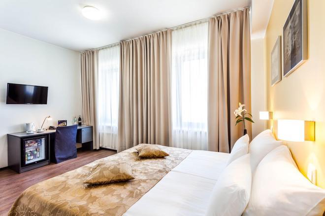 Kreutzwald Hotel Tallinn - Tallinna - Makuuhuone