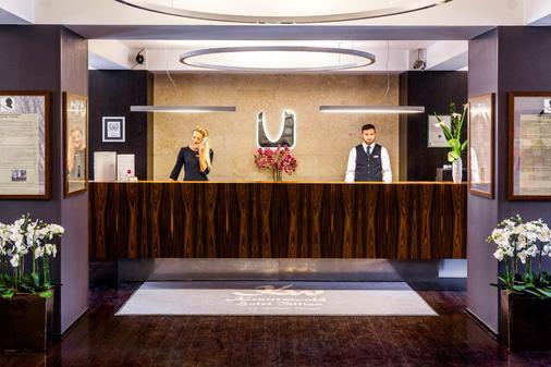 Kreutzwald Hotel Tallinn - Tallinna - Vastaanotto