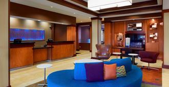 Fairfield Inn & Suites Columbus Polaris - Columbus - Lobby