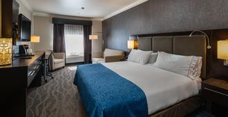 Holiday Inn Express & Suites Santa Clara, An IHG Hotel - Санта-Клара - Спальня