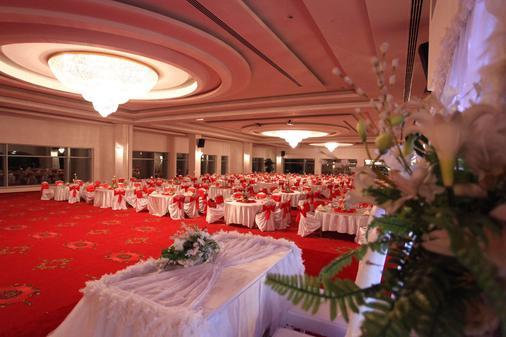 Gungor Ottoman Palace Thermal Resort - Antakya - Bankettsaal