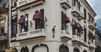 Hostal Balcones Consulado - La Habana - Edificio