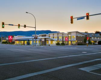 Kelowna Inn And Suites - Kelowna - Edificio