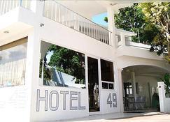 Hotel 49 - Tizimín - อาคาร