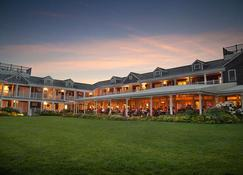 White Elephant Hotel - Nantucket - Rakennus