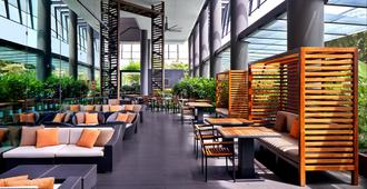Holiday Inn Express Singapore Clarke Quay - Singapore - מסעדה