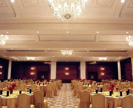 泰姬陵宮酒店 - 新德里 - 新德里 - 宴會廳