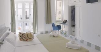 Hostal Gravina - Tarifa - Bedroom