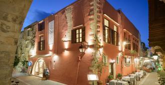 Veneto Exclusive Suites Ρέθυμνο - Ρέθυμνο - Κτίριο