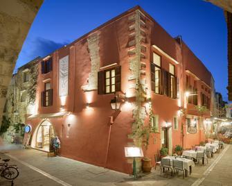 Veneto Boutique Hotel - Rethymno - Building