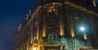 Gamma de Fiesta Americana Monterrey Gran Hotel Ancira - Monterrei - Edifício