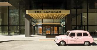 The Langham Chicago - Chicago - Edifício