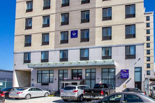 Sleep Inn Long Island City - Astoria - Queens - Toà nhà