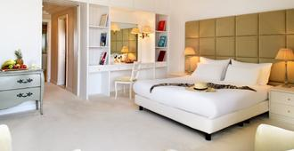 ميتسيس جراند هوتل بيتش هوتل - مدينة رودس - غرفة نوم