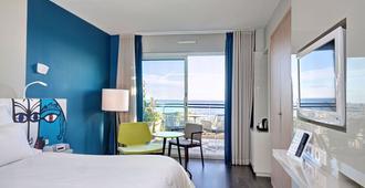 ホテル ナポレオン - マントン - 寝室