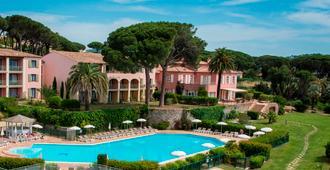 Hotel Les Jardins De Sainte Maxime - Sainte-Maxime - Building