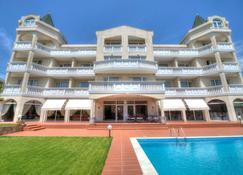 Alekta Hotel - Varna - Edificio