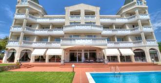 Alekta Hotel - Varna - Edifício