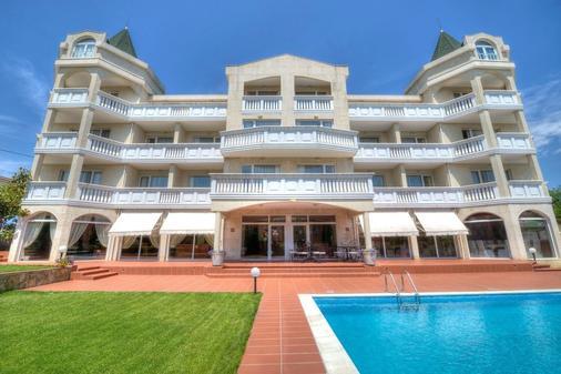 Alekta Hotel - Varna - Building
