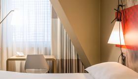 宜必思日内瓦中心湖濱酒店 - 日內瓦 - 臥室