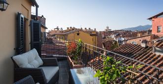 Palazzo Alexander Hotel - Lucca - Balcony