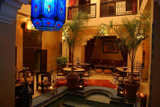 青金石庭院酒店 - 馬拉喀什 - 馬拉喀什
