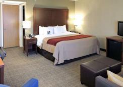 Comfort Inn - Farmington Hills - Makuuhuone
