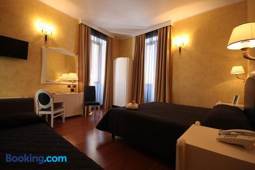 Hotel Rojan - Sulmona - Κρεβατοκάμαρα