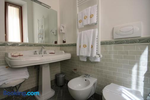 Hotel Rojan - Sulmona - Μπάνιο
