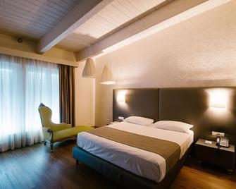 Diamante Mhotel - Collegno - Спальня